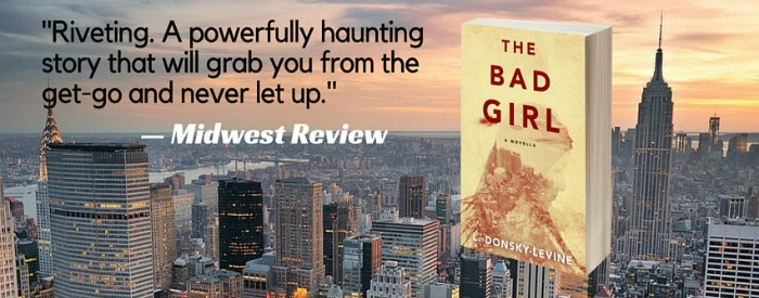 'RIVETING. A powerfully haunting story that will grab you from the get-go and never let up.' ~Midwest Review